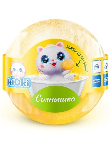 kiOki Бомбочка для ванны