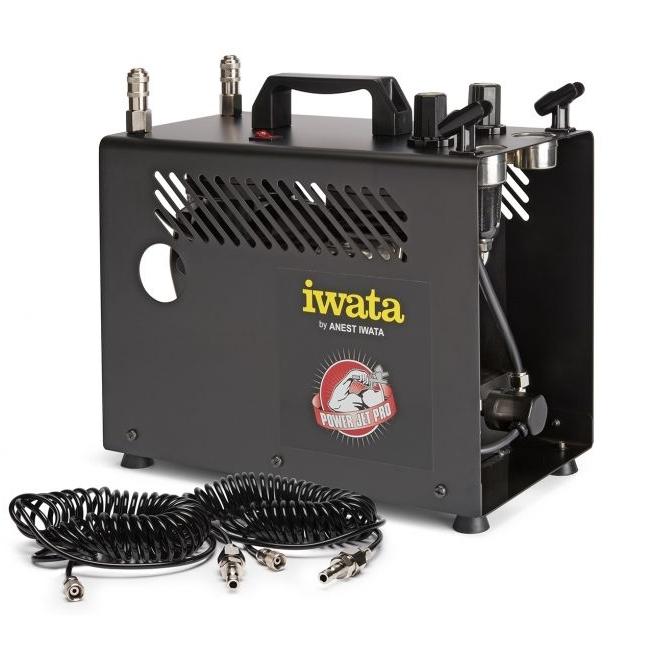 Компрессоры Iwata (безмасляные) Компрессор IWATA POWER JET PRO IS-975 is975.jpg