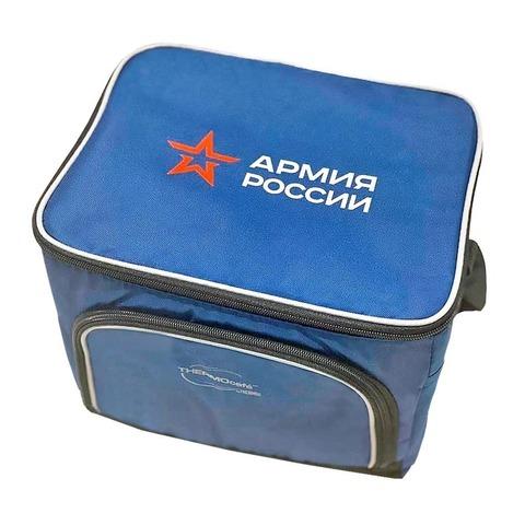 Термосумка Thermos Армия России 24 Can Cooler (19 л.), синяя