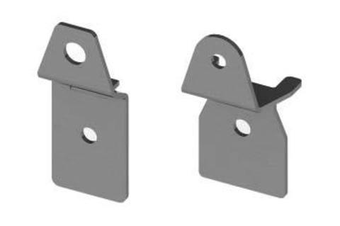 Усиленные кронштейны для настенного крепления, для CE/CDE, 1 упаковка - 4шт.