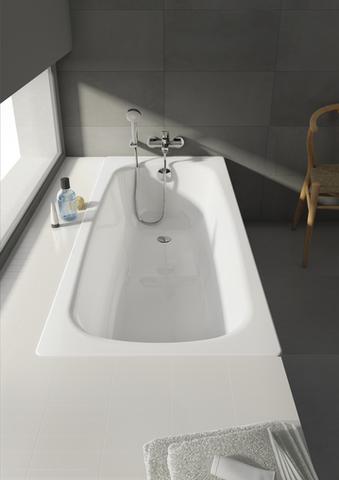Ванна стальная Roca Contesa 120x70см.