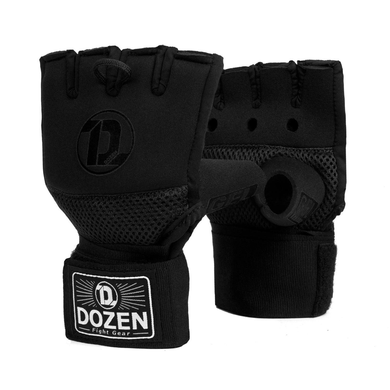 Быстрые бинты черные Dozen Pro Gel-Air Inner главный вид