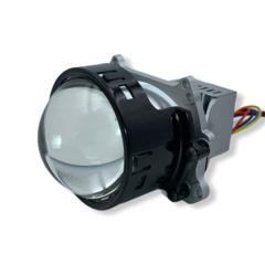Автомобильные светодиодные линзы LP-KUS-L1, L32W/H40W, 2 шт