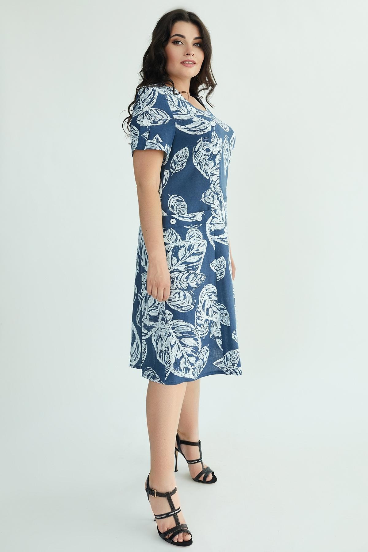 Сукня Кармеліта (Кармелита) (джинс)