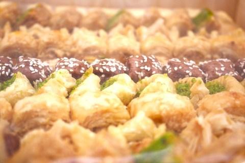 """Подарочное ассорти ливанских сладостей """"Большой Секрет Востока"""", 2 кг"""