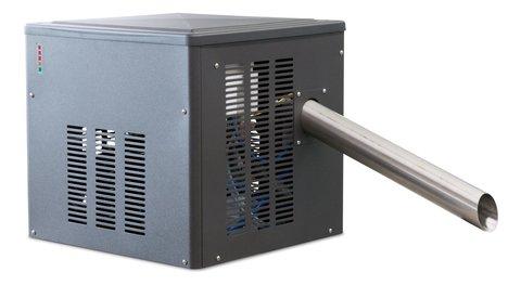 Лёдогенераторы и снежные комнаты