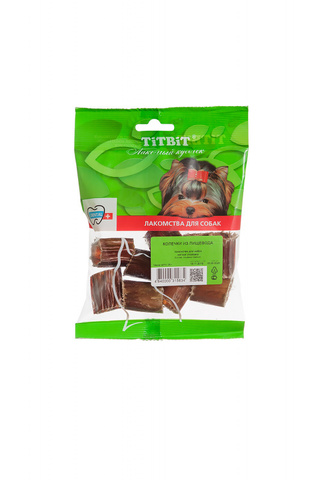 Titbit колечки из пищевода (мягкая упаковка)