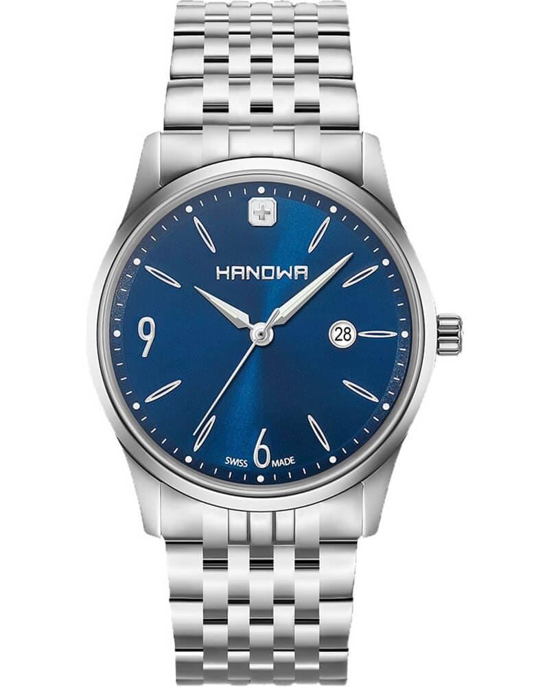 Мужские часы HANOWA CARLO CLASSIC 16-5066.7.04.003
