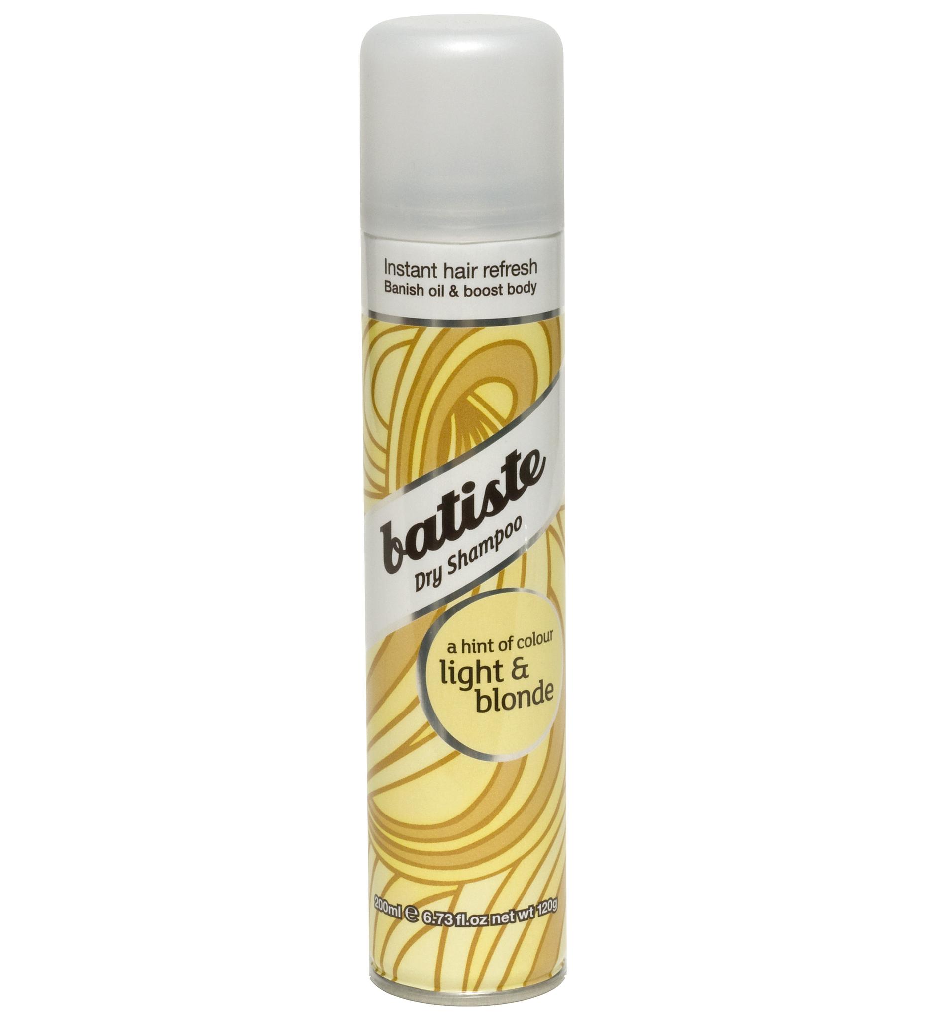 Сухой шампунь Light Brilliant Blonde 200 мл
