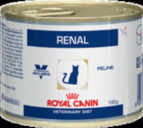 Royal Canin Renal для кошек при ХПН