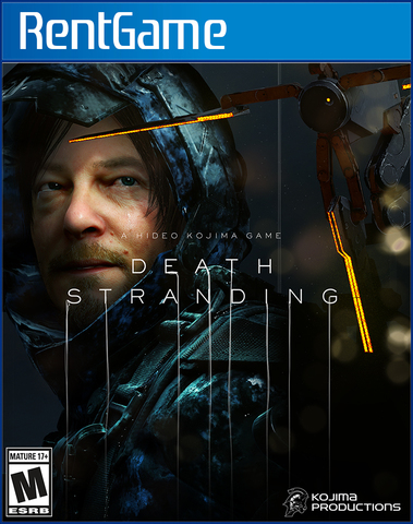 DEATH STRANDING PS4 | PS5