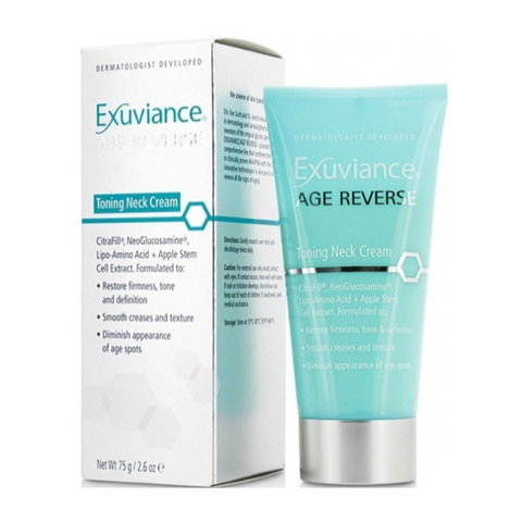 EXUVIANCE | Антивозрастной крем для шеи / Toning Neck Cream, (75 г)