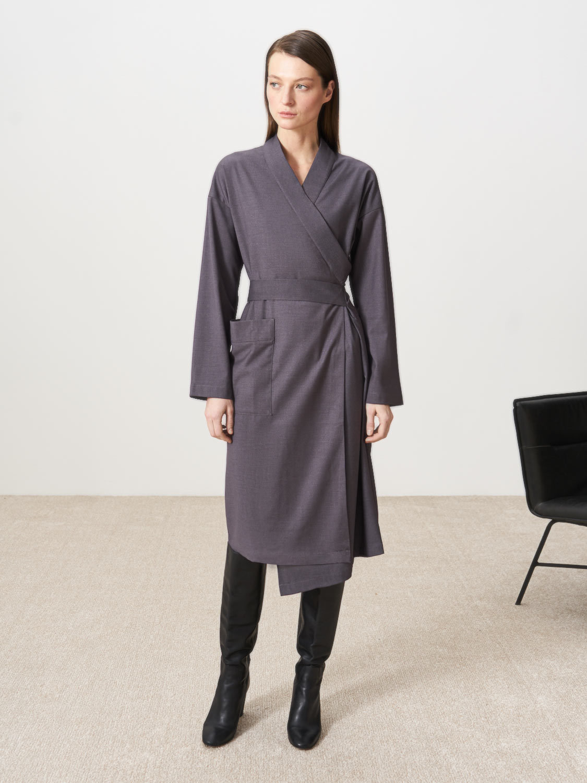 Платье–кимоно Ohara