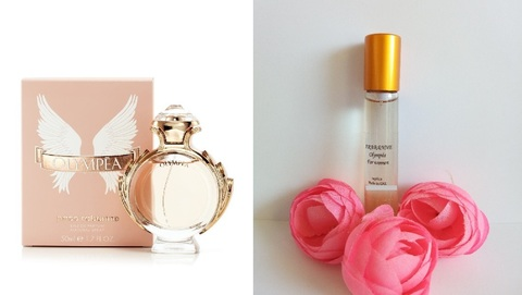 Масляные духи  Olympea PACO RABANNE 10 мл