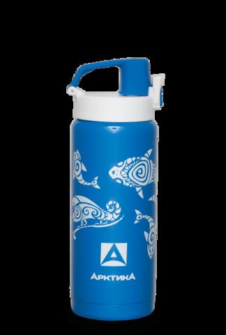 Термос сититерм-вакуумный Арктика (702-500 акула) 0,5 литра,акула