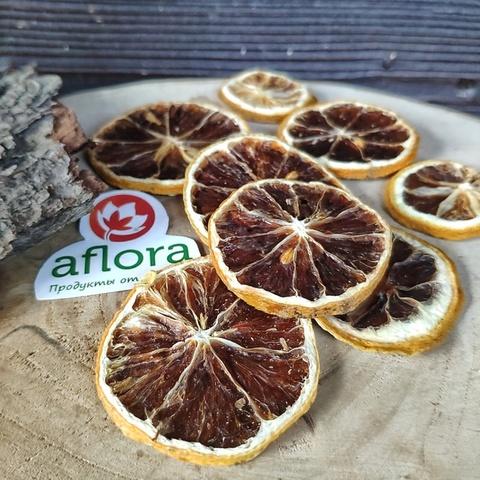 Фотография Чипсы фруктовые Лимон, 250 г купить в магазине Афлора