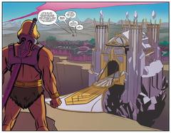 Властелины Вселенной. Откровение #1 (лимитированная обложка Майка Миньолы)