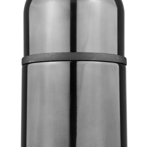 Термос Biostal (0,5 литра), вороненая сталь