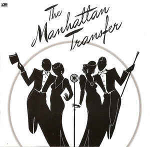MANHATTAN TRANSFER, THE: The Manhattan Transfer