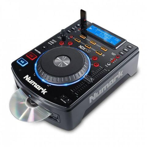 CD/MP3 - проигрыватель Numark NDX500