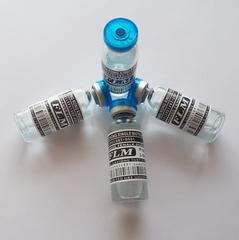 FLM pheromone Сильный женский возбудитель, бесцветная жидкость, синяя крышка, флакон 7 мл.