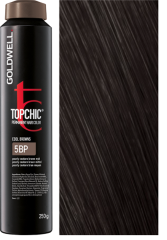 Goldwell Topchic 5BP жемчужный темный шоколад TC 250ml