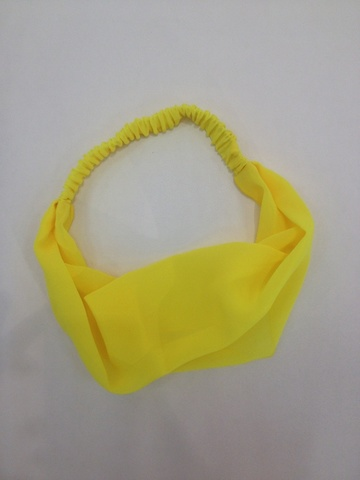 60231-17 Косынка женская  АКСЕССУАРЫ - LAETE One size жёлтый 000