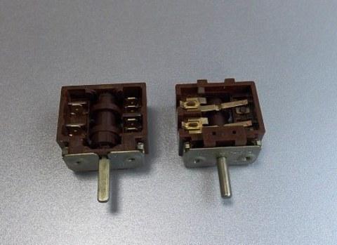 ПМЭ27-23314-УХЛ4 двухпозиционный переключатель для духовок электроплит ЗВИ