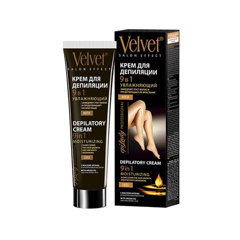 Velvet Крем для депиляции 9 в 1 увлажняющий