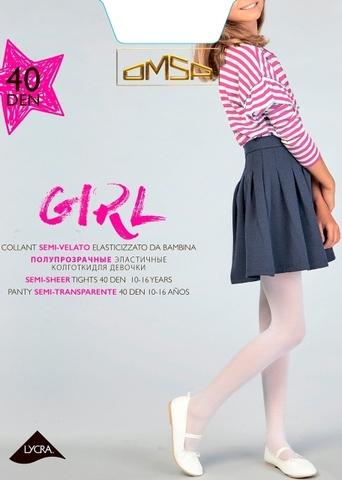 Girl 40 OMSA колготки