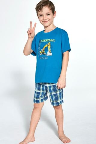 Пижама для мальчиков с шортами CORNETTE 789/790 MACHINE
