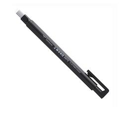 Ластик-ручка Tombow MONO Zero Eraser, прямоугольный наконечник, 2,5 х 5 мм, черный