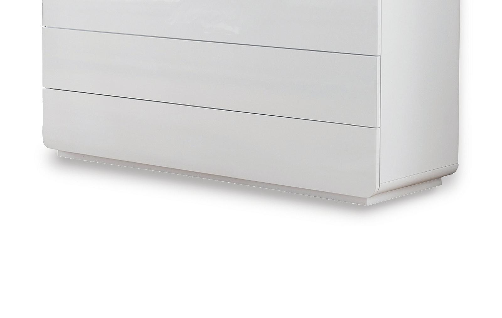 Комод ESF B103-DR белый