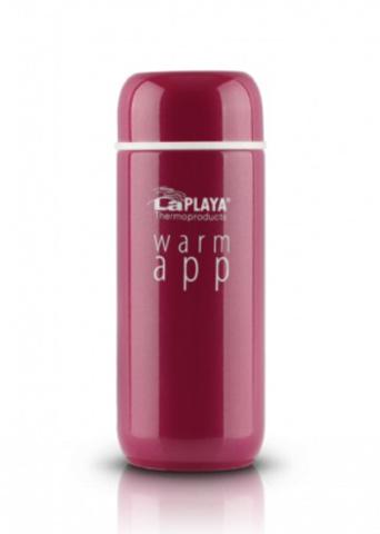 Термос LaPlaya WarmApp (0,2 литра), розовый