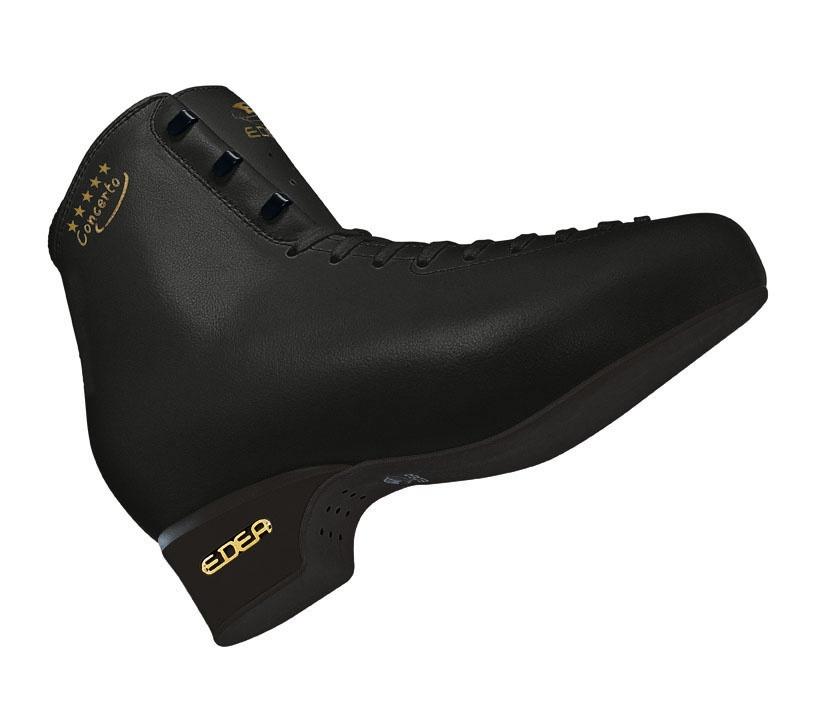 Ботинки для фигурного катания  EDEA Concerto (black/черный)