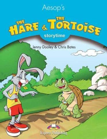 The Hare & the Tortoise. Заяц и черепаха. Stage 1 (1-2 классы)