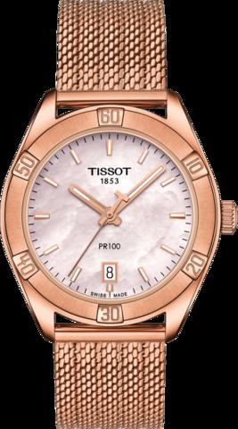 Часы женские Tissot T101.910.33.151.00 T-Lady