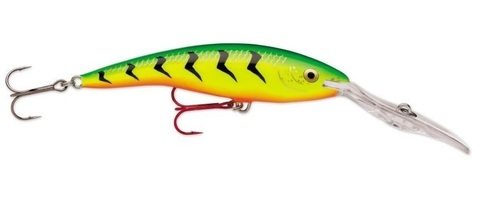 Воблер RAPALA Deep Tail Dancer 13 см, 42 г, цвет BLT