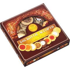Печенье сдобное Бискотти ассорти 345 г