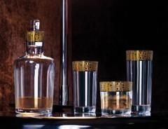 Набор стаканов для воды «Hommage Gold Classic», 468 мл., фото 4
