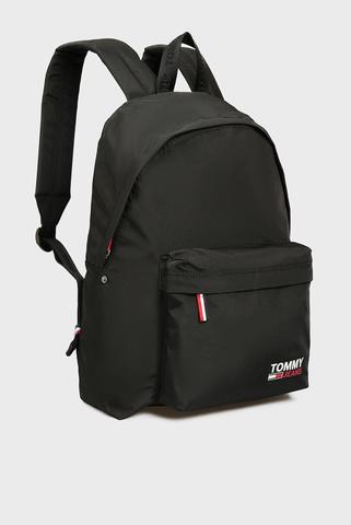 Мужской черный рюкзак TJM CAMPUS BOY Tommy Hilfiger