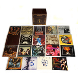 Комплект / Jethro Tull (21 Mini LP CD+DVD+Box)