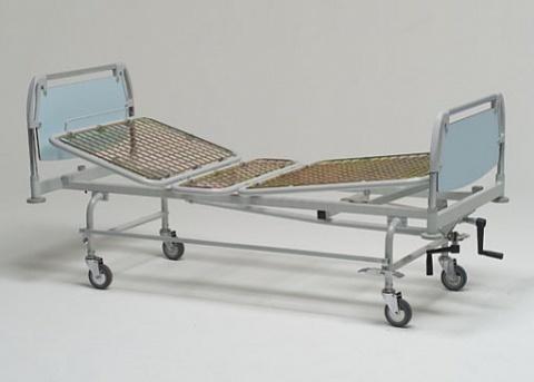 Кровать больничная 11-CP125 - фото
