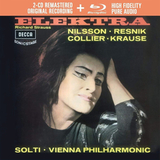Birgit Nilsson, Vienna Philharmonic, Georg Solti / Strauss: Elektra (2CD+Blu-ray Audio)