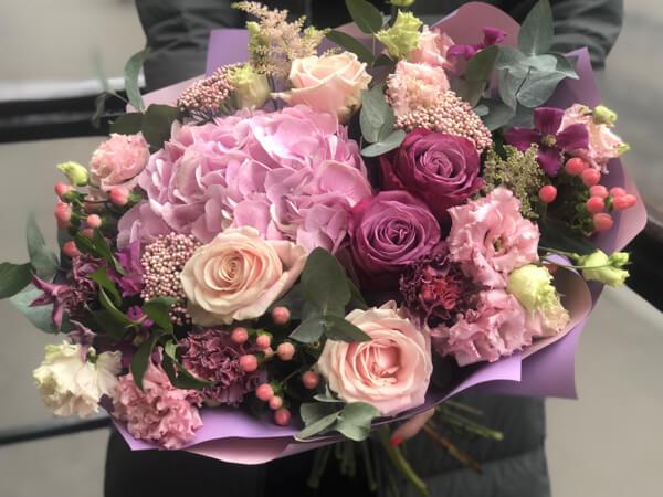 Букет цветов 380