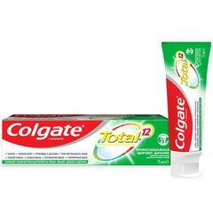 Зубная паста Colgate Total 12 Профессиональная чистка гель 75мл