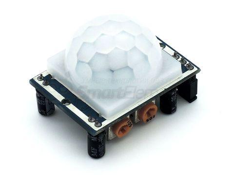 Модуль инфракрасного датчика движения HC-SR501