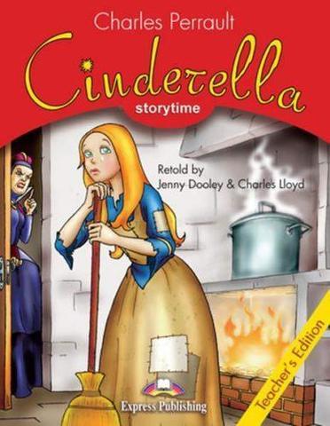 Cinderella. Книга для учителя