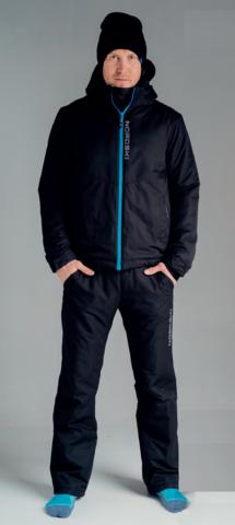 Утепленные брюки Nordski Montana Black мужские