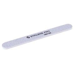 Staleks, Пилка прямая минеральная для ногтей EXCLUSIVE 100/180 грит